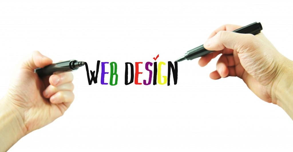从网站设计的角度来看